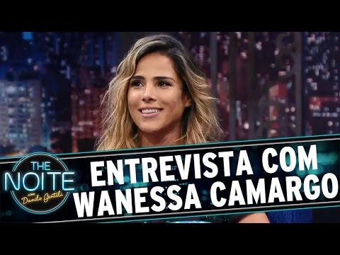 The Noite (04/04/16) - Entrevista Com Wanessa Camargo