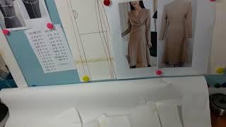 쥴케98교시 패턴박사의-패턴 -디자인 원피스 그리기[2…