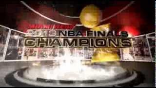 NBA Champions 2013 Miami Heat DVD Trailer