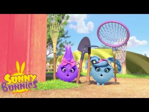 Cartoons For Children | SUNNY BUNNIES - UFO: Unidentified Feeding Object | New Episode | Season 4
