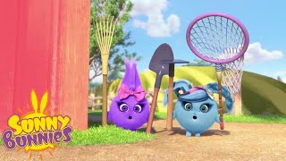 Cartoons For Children | SUNNY BUNNIES - UFO: Unidentified Feeding Object | New Episode | Season 4