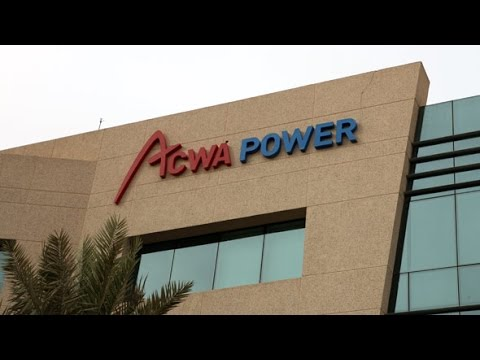 ACWA Power Saudi Arabia: Water and power