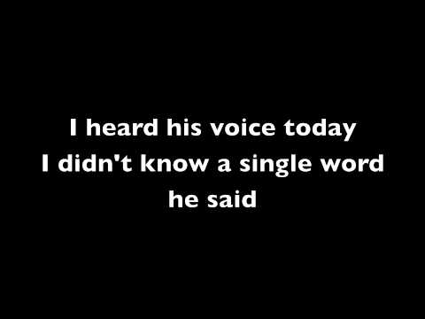 He Won't Go By Adele Lyrics