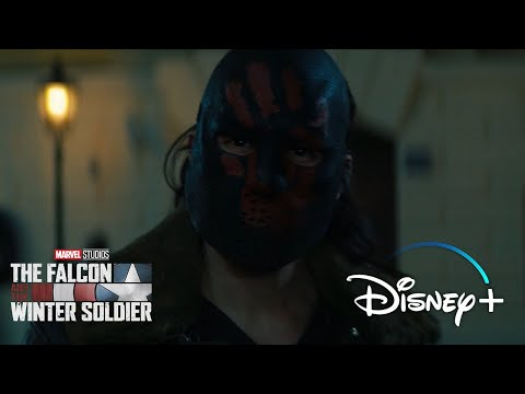 Flag Smashers Scene | Marvel Studios' The Falcon and The Winter Soldier | Disney+