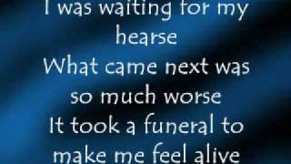 Repeat youtube video Sixx A.M. --life is beautiful lyrics