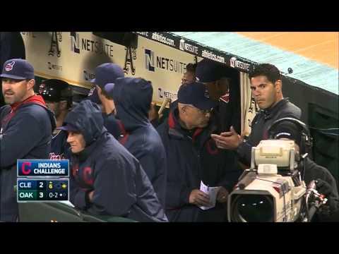 2014 MLB Season 4/2/14: Indians @ Athletics
