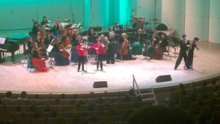 """Вивальди-Оркестр - Танго из фильма """"Запах женщины"""". 13.01.2017"""