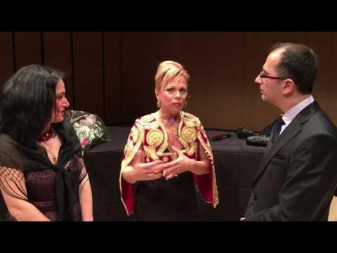 Info-Montréal: Interview Inva Mula & Genc Tukiçi