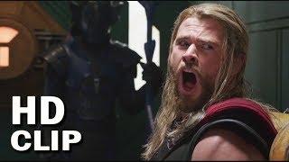 "Thor Ragnarok : Stan Lee Cuts Thor Hair Scene | Thor""NO NOoOo""…"