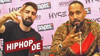 "Jalil über Summer Cem, 6ix9ine-Hype, ""Black Panther"", Remoe & Mashanda (Interview) – On Point"