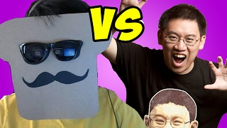 DISGUISED TOAST VS TRUMP - A Hearthstone Showdown