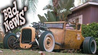 """Bad News"" Hot Rod | Overview | 4K"