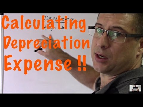 Accounting For Beginners #8 /  Depreciation Expense / Basics