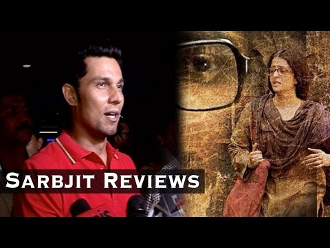 Here's What Randeep Hooda Has To Say About Sarbjit Reviews