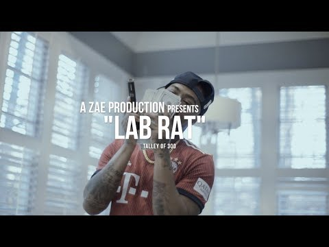 Talley Of 300 - Lab Rat (Official Music Video) Shot By @AZaeProduction