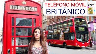 RAZONES PARA TENER UN TELÉFONO MÓVIL BRITÁNICO