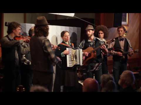 The Merry McKentys — Miss Clementine, live at the Victoria Folk Music Society