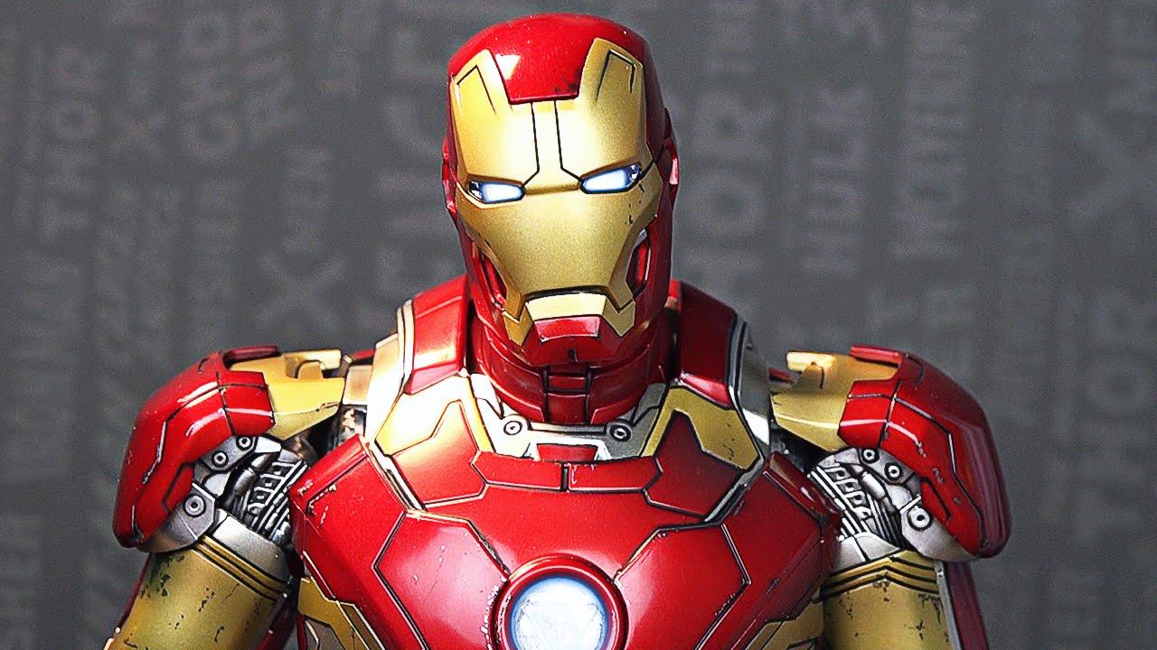 Лего Железный Человек минифигурки из Китая - Decool Iron Man - YouTube