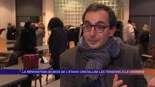 Yvelines | La rénovation du Bois de l'Étang cristallise les tensions à La Verrière
