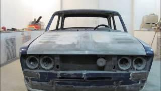 Тюнинг автомобиля ВАЗ 2106 Купе
