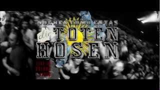 """Die Toten Hosen: """"Noches como Estas""""-DVD: Der erste Trailer!"""