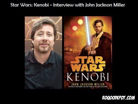 John Jackson Miller Kenobi Interview Part One with Roqoo Depot