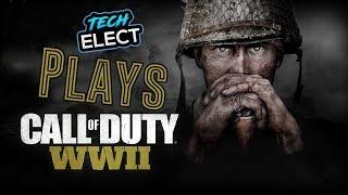 Call Of Duty WWII Gameplay | GTX 1060 | Ryzen 1700x