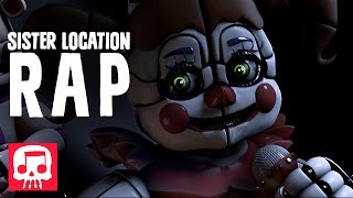 FNAF SISTER LOCATION RAP by JT Music - 'You Belong Here'