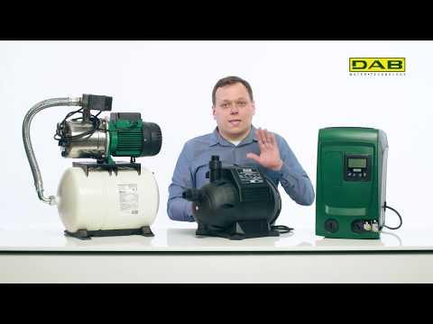 Как выбрать насосную станцию? Типы насосных станций. Насосы для дома и повышения давления воды.