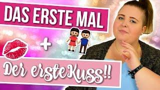 Der ERSTE KUSS & das ERSTE MAL SEX♡ | #LetsTalk | Vanessa Nicole
