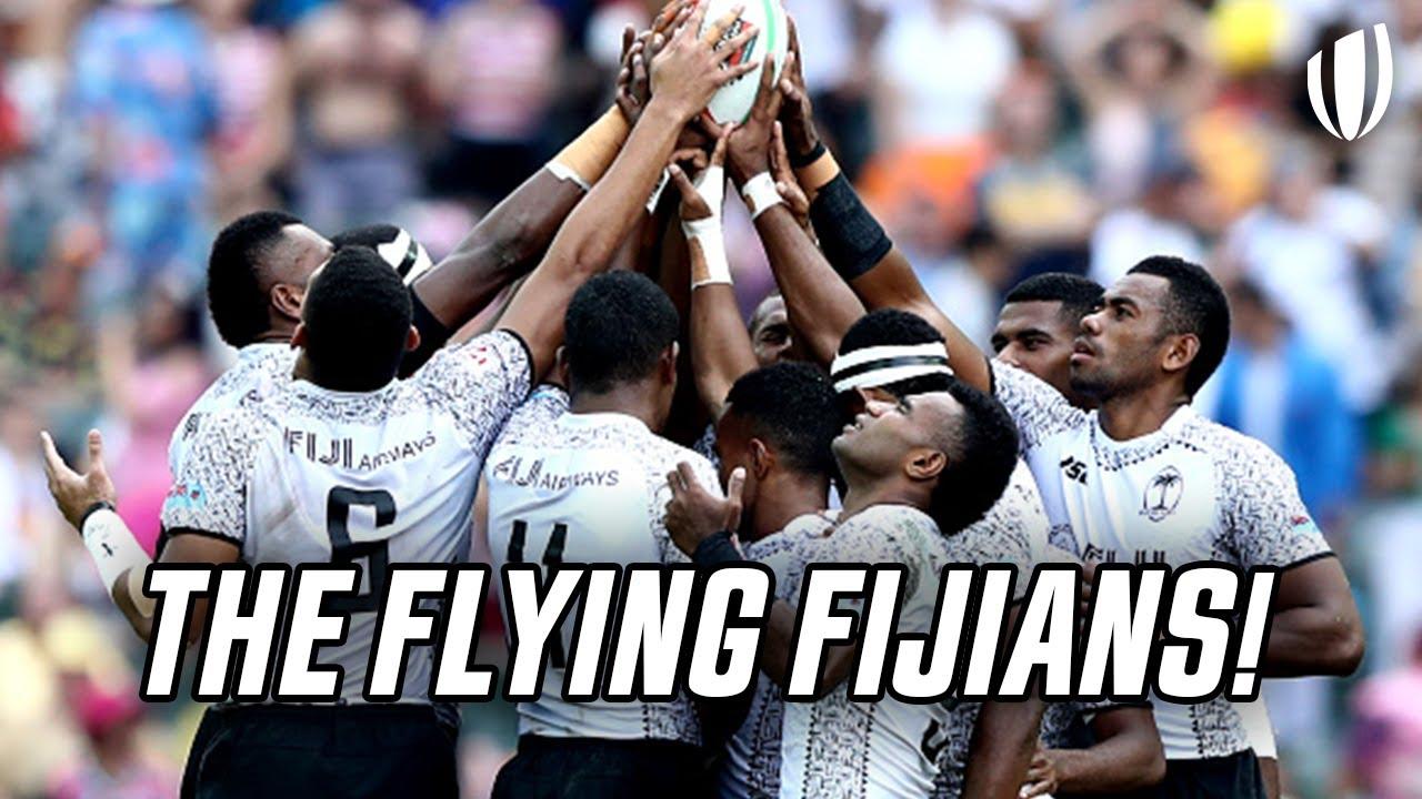 Fiji: Olympic CHAMPIONS! 🥇