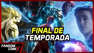 The Flash: Final de la tercera temporada (Reseña con Spoilers)