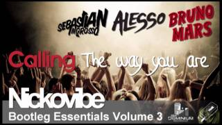 Sebastian Ingrosso & Alesso vs Bruno Mars - Calling The Way You Are [Nickovibe