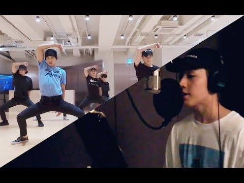 [FAN EDIT] EXO - 전야 (前夜) The Eve Dance Practice with HENRY Demo Ver