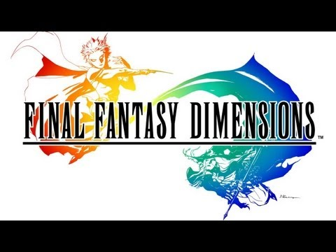 CGRundertow FINAL FANTASY DIMENSIONS for iPhone Video Game Review