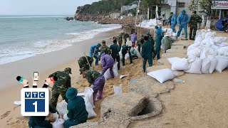 Tránh bão số 6, người dân miền Trung chủ động sơ tán