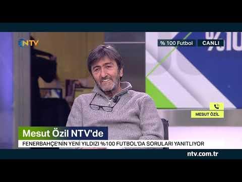 NTV | Mesut Özil NTV'nin sorularını yanıtladı