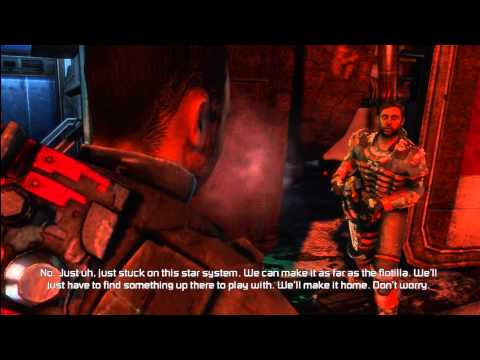 Dead Space 3 - Awakened DLC full gameplay in HD