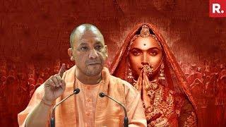 Padmavati Controversy Yogi Adityanath Hits Out At Sanjay Leela