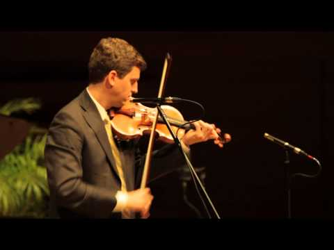 J.S. Bach:  Chaconne For Solo Violin, From Partita No. 2 In D Minor by James Ehnes, Violin