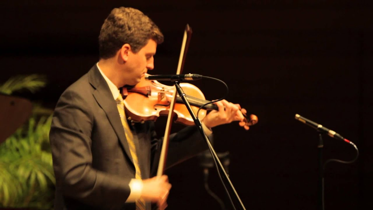 video: James Ehnes Plays Bach