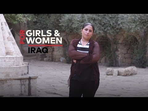 This Yazidi Woman Escaped From ISIS