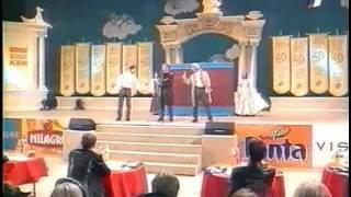 КВН Сборная Владивостока - 2001 1/8 музыкалка