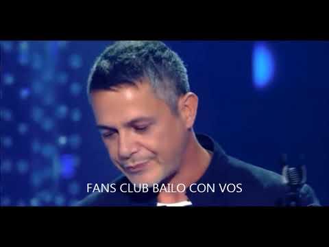 """Alejandro Sanz Cantando """"No Tengo Nada"""" En El Especial De Roberto Carlos"""