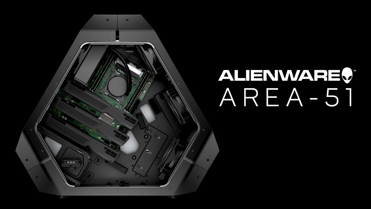 Reborn Alienware Area-51 looks more out of this world than ever