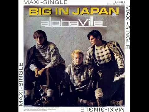 Alphaville-Big in Japan