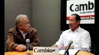 LA ENTREVISTA: Con Fausto Vallejo el crimen se apoderó de todos los municipios