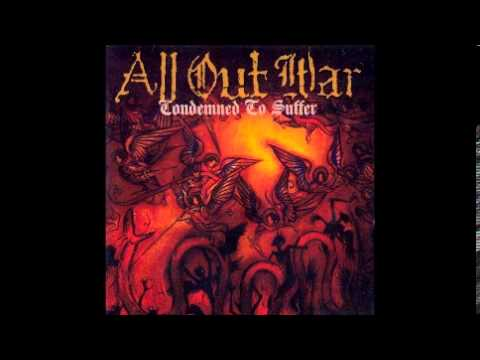 All Out War  Condemned To Suffer2003 FULL ALBUM