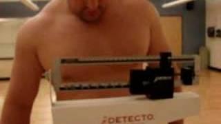 Kurt Hout Weight Verification