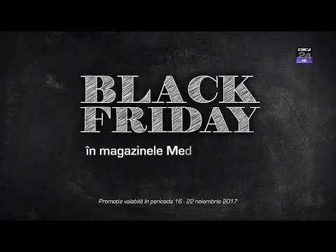 Reclama Media Galaxy Black Friday 2017